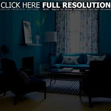 accessories appealing decorating colors living room blue white