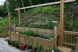 Deck Garden Ideas Deck Vegetable Garden Ideas Growing Vegetable Gardens On A Deck