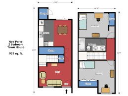 Apartment Complex Floor Plans Housing U0026 Residence Life Washington State University