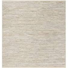 Leather Area Rug Leather Rugs You Ll Wayfair