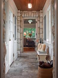 how to decorate a foyer in a home 10 things you never knew you needed in your mudroom hgtv u0027s