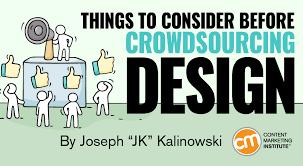 crowdsourcing design crowdsourcing design tips