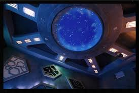 Starry Night Ceiling by Stardomes