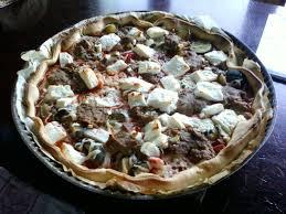 cuisiner aubergine facile pizza caviar d aubergines et feta pizzas