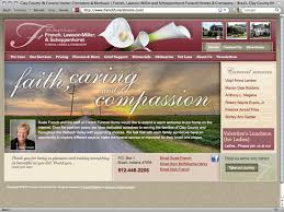 funeral home website design cleverfish website design blog design