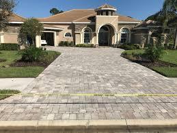 paver sealing palm coast fl brick paver installation