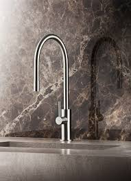 Italian Kitchen Faucet Exquisite Kitchen Faucets Merge Italian Design With Aesthetics