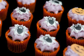 image of halloween mini cakes creepyhalloweenimages