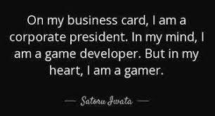 Incraftion Minecraft Gaming Community - satoru iwata s passing incraftion minecraft gaming community