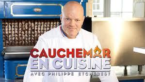 chef de cuisine philippe etchebest cauchemar en cuisine philippe etchebest à marseille le 23 mai 2018