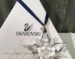 swarovski ornament etsy