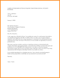 19 Business Letter Semi Block by Doc 500780 Sample Of Inquiry Letter In Business U2013 Formal Letters