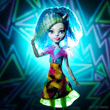 Monster High Halloween Wolf Doll by Monsterhigh U201c Meet Silvi Timberwolf This Daughter Of The Gray