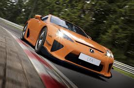 lexus supercar review lexus lfa nurburgring package review autocar