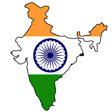 India Maps by India Flag Map U2022 Mapsof Net
