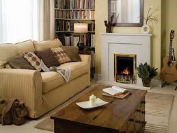 small living room with fireplace design ideas lightneasy