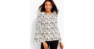 houndstooth blouse houndstooth blouse empat blouse