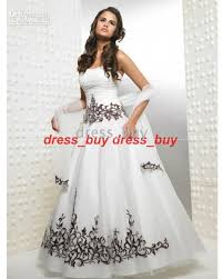 black and white quinceanera dresses strapless black and white quinceanera dress prom