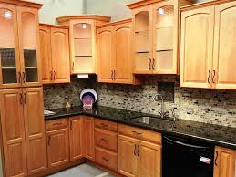 Quaker Maid Kitchen Cabinets by Traditional Medium Wood Golden Kitchen Same Batch Of Wood From