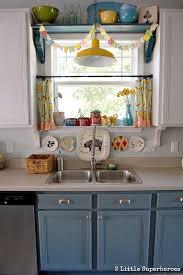 blue kitchen decor ideas diy blue kitchen ideas kitchen design decoration image home