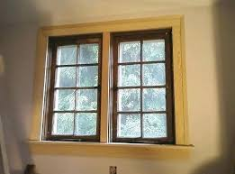 window trim interior interior black window simple interior window