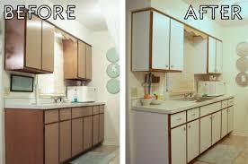 Apartment Kitchen Makeover  The Decor Guru - Contact paper kitchen cabinets
