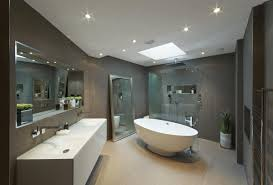 Artistic Bathrooms Softly Incandescent And Innovative Ideas For Soffit Lighting