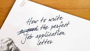 How To Write An Application by How To Write An Application Letter Simple Rules That Will Get