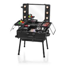 Rolling Makeup Case With Lights 26 Best Makeup Cases Images On Pinterest Professional Makeup