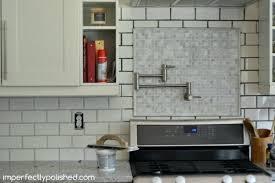grouting kitchen backsplash kitchen marble subway tile liner tile traditional marble tile
