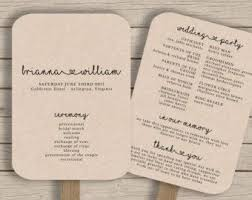 Diy Wedding Ceremony Program The 25 Best Print Your Own Wedding Programs Ideas On Pinterest