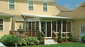 pictures of sunrooms with single slope roofs patio enclosures