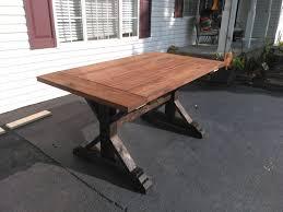 diy farm table plans 19 stunning diy farmhouse table plans list mymydiy inspiring