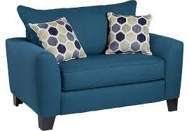 Blue Chairs For Living Room Bonita Springs Blue Chair Chairs Blue