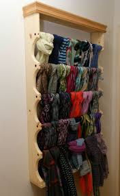 best 25 scarf rack ideas on pinterest tie hanger ideas storing
