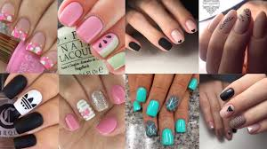 quirky nail art image collections nail art designs