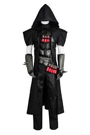 Reaper Halloween Costume Overwatch Ow Reaper Cosplay Halloween Costume