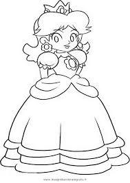 14 pics of princess peach mario kart coloring page mario