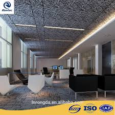 aluminum acoustic ceiling panel aluminum acoustic ceiling panel