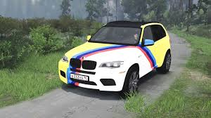 Bmw X5 98 - bmw for spintires download for free
