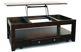 pull out coffee table pull up coffee table coffee table hinged top hinged coffee table