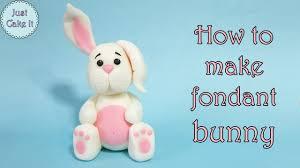 z cake toppers how to make fondant bunny cake topper jak zrobić królika z masy