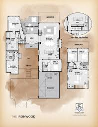 ironwood home floorplan summit rock horseshoe bay resort
