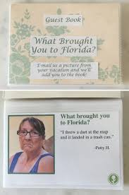 Airbnb Florida by Fake Guest Book At A Florida Airbnb Album On Imgur