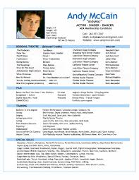 Multiple Page Resume Examples by 2 Page Resumes Formats Virtren Com