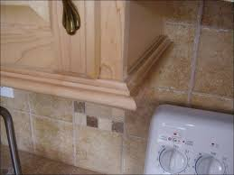 Install Crown Molding On Kitchen Cabinets Kitchen 6 Inch Crown Molding Installing Crown Molding On