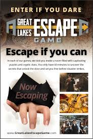 great lakes escape game now open ohno design