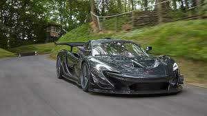 fastest mclaren mclaren p1 lm sets fastest time for road legal car at goodwood