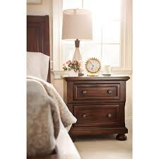 Ivy League Bedroom Set Hanover Nightstand Cherry Value City Furniture