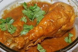 Main Dish Chicken Recipes - chicken in cardamom coconut sauce recipe chefdehome com